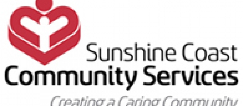 Sunshine Coast Community Services logo